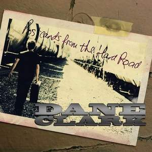 Postcards from the Hard Road CD Cover